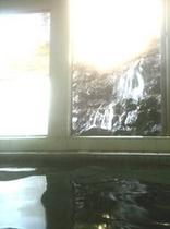 大地の力!天然温泉!!