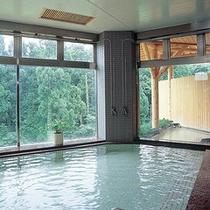 樹海の湯_内風呂