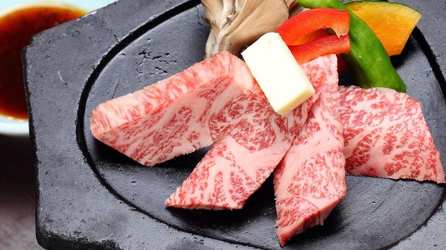 秋田錦牛ステーキ
