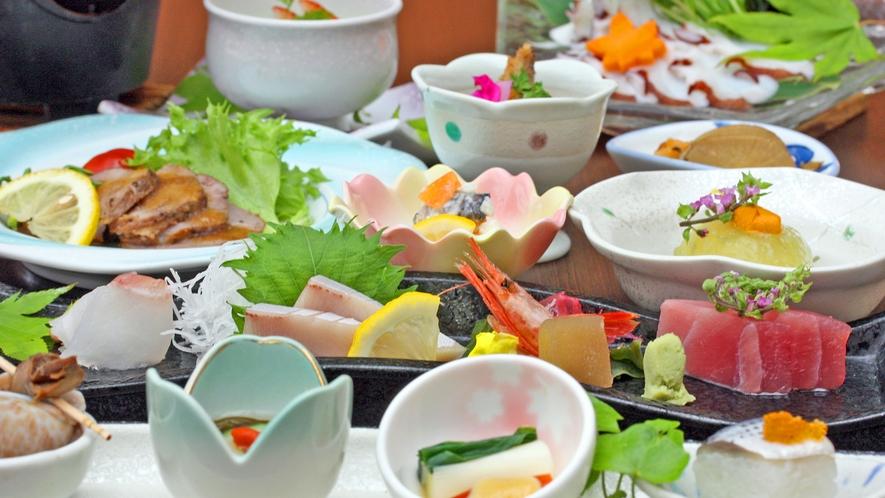 季節のお手軽和食膳01