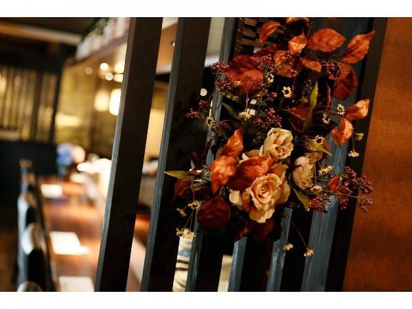 ホテル1階 食彩酒房 喜和美家