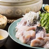 鍋物(河豚鍋)