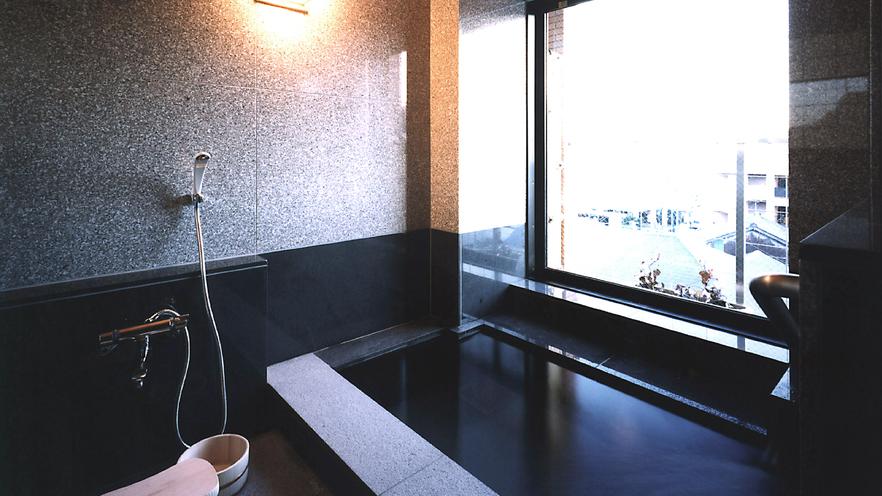 温泉付き和洋室(内風呂)