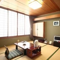 お部屋の一例(和洋室の和室部分)