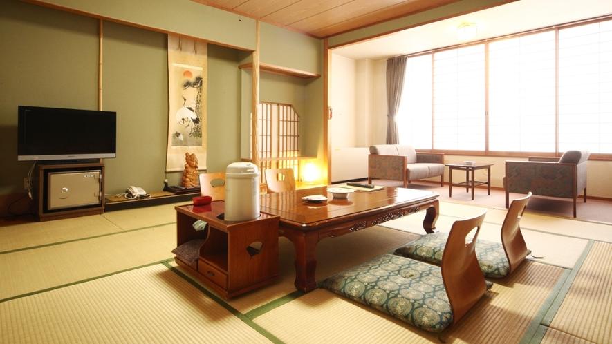 広めの和室の一例