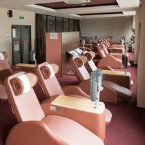 女性専用休憩スペース