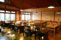 館内レストラン【島根県・匹見峡温泉】