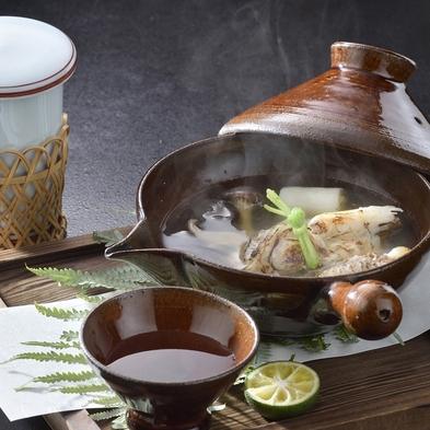 「ぼたん鍋とふぐのお料理」で冬の味覚を堪能