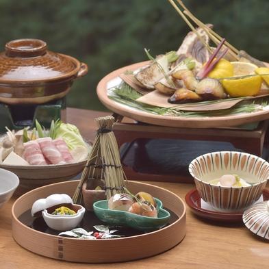 冬の味覚!本場の「ぼたん鍋」を味わう宿泊プラン