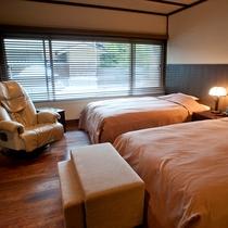 「明時」和室+ツインルーム