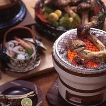 秋の特別料理