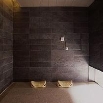 温泉掛け流し 露天風呂付客室 「清遊」