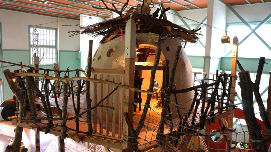 【木のおもちゃ美術館】ファミリーで遊ぶのにオススメ☆雨の日も、もちろん晴れの日も♪