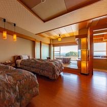 ~8階露天風呂付き客室~