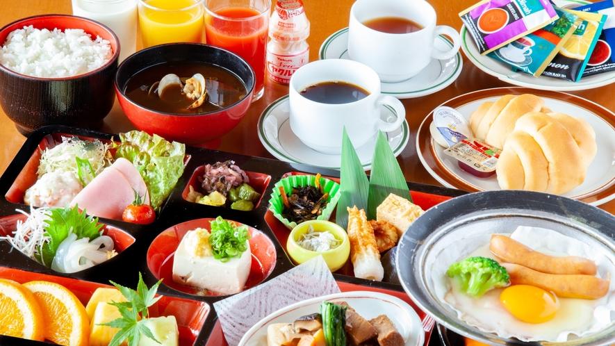 ~和朝食~