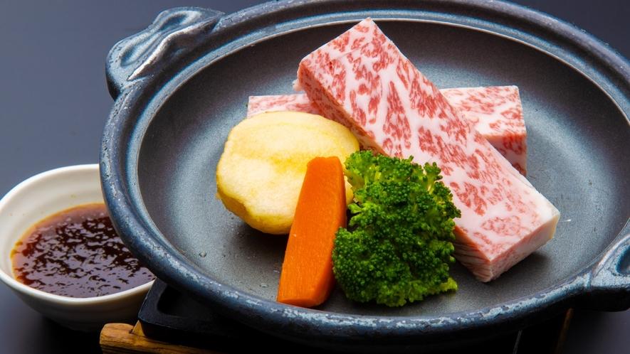【別注料理】愛知県産みかわ牛