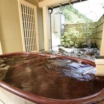 貸切露天風呂(45分1100円)