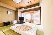 和室8畳 2名様~3名様宿泊可能です