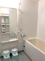 和室浴室 広々とした空間でゆったりおくつろぎ頂けます