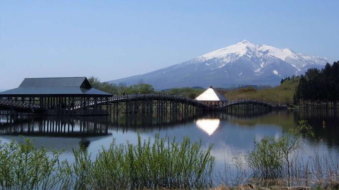 【ひとり旅】津軽の温泉をお気軽に♪部屋食×スタンダード御膳