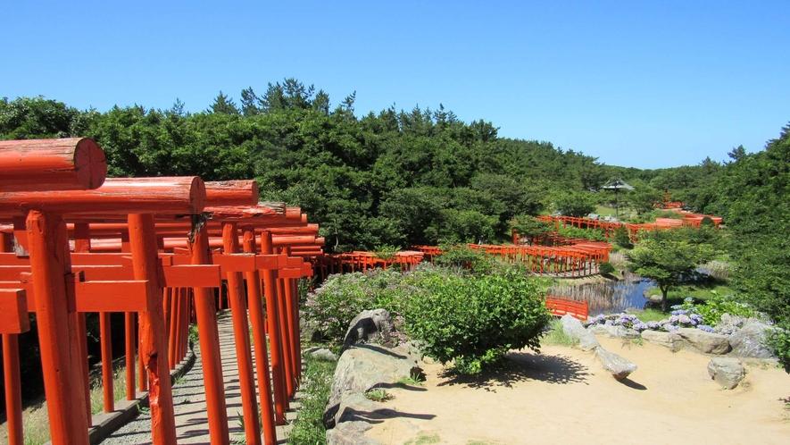 ・高山稲荷神社