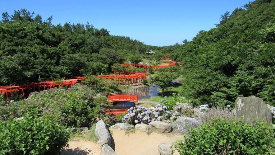 ・高山稲荷神社2