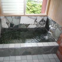 源泉かけ流し 貸切風呂