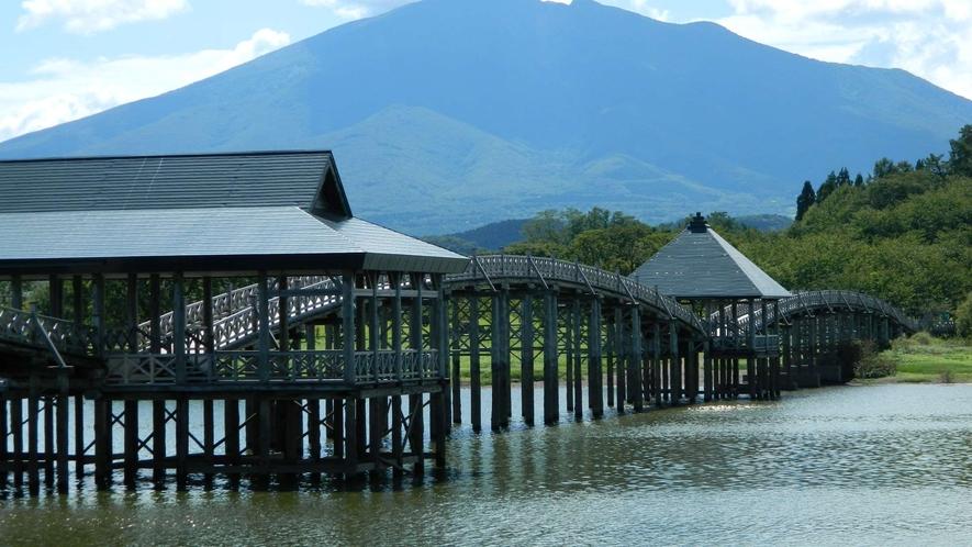 ・鶴の舞橋