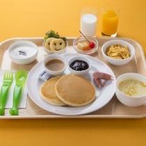 子供用朝食(一例)