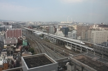 【客室からの景色】新幹線「のぞみ」
