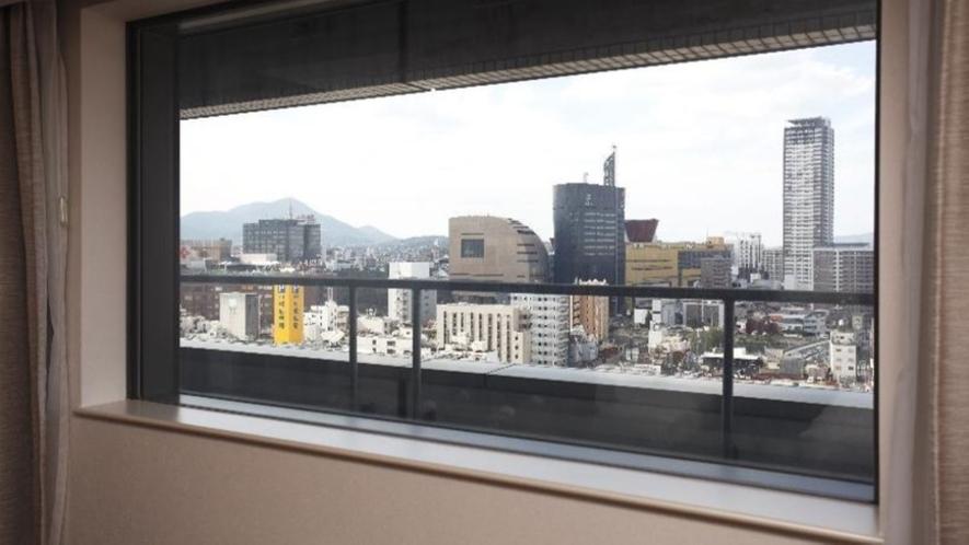 【客室からの眺望】