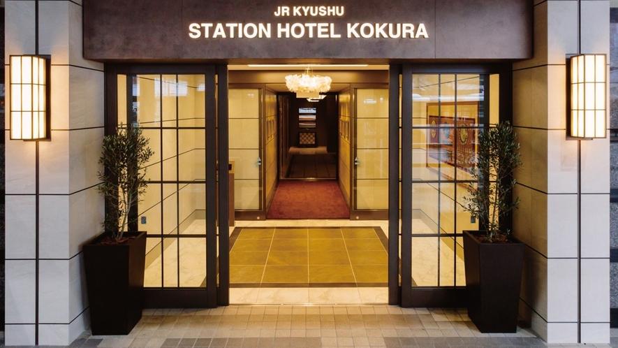 【1階ホテルエントランス】