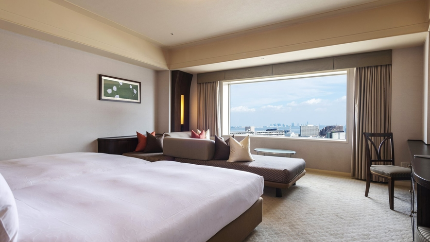 【Room Forest ~East Bay View~】2~4名定員・42平米(14~16F)