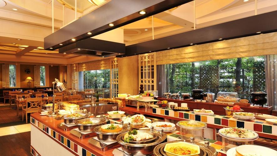 ◆1F オールデイダイニングレストラン「カシュカシュ」◆朝食/ランチ/ディナー
