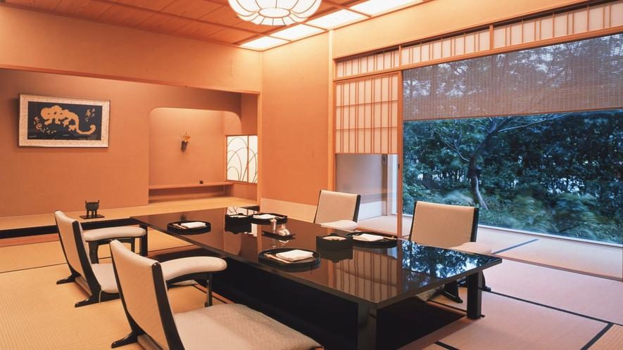 ◆1F 京懐石「螢」◆ランチ/ディナー