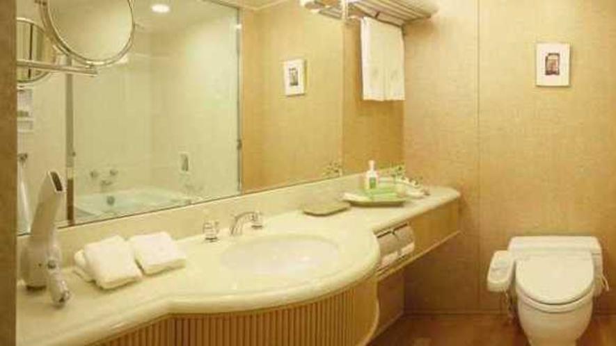 【バスルーム】洗面台