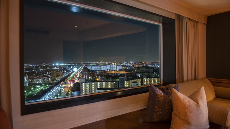 【Room Danran ~South Grand View】2~4名定員・42平米(17~19F)