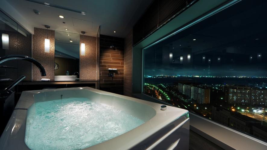 【View Bath ~Luna~】バスルーム