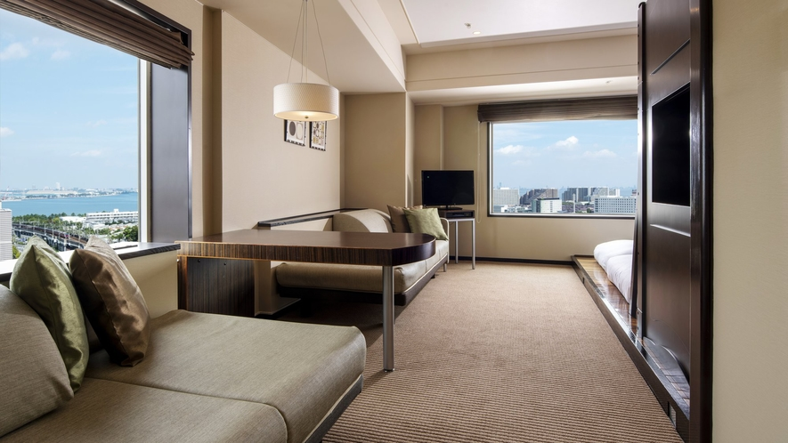 【At Home Room ~East Bay View~】4~6名定員・52平米(14~19F)