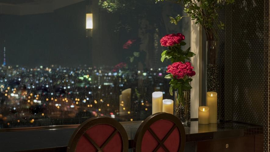 【20・21階特別フロア】夜景