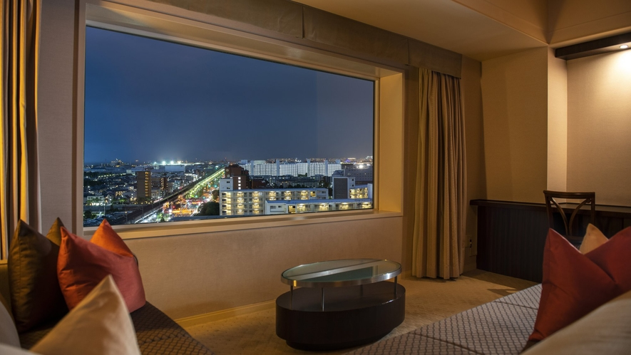 【Room Forest ~South Grand View~】2~4名定員・42平米(14~16F