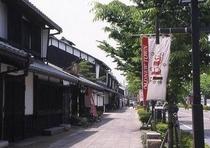 ≪観光≫夢京橋キャッスルロード(徒歩20分)
