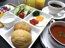 【ご朝食 7:00~10:00】 洋朝食