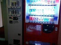 ≪自販機≫3・4階にあります