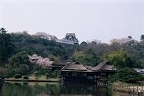 ≪観光≫彦根城内・玄宮園(ホテルから徒歩10分)