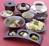 【選べる5種類のご夕食】近江御膳ミニ会席