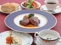 【ご夕食】近江牛ステーキコース
