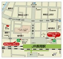 ホテル周辺地図(2012_1)