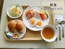 ■朝食■洋定食