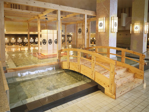 大 江戸 温泉 物語 箕面 観光 ホテル